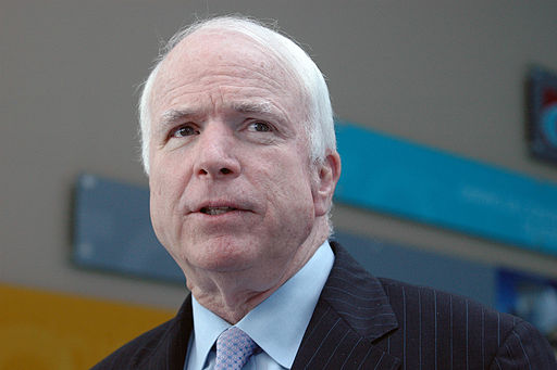 John McCain, ailing, Congress, senator, normal order, ACA, health care bill, vote, criticism, Write Anything Wednesday