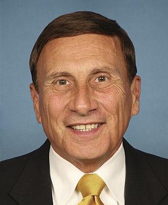 Florida's 7th congressional district - Image: John Mica Portrait