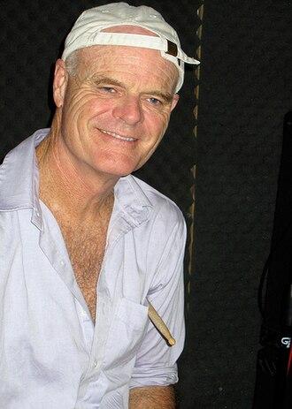 John Molo - John Molo in 2009.  Photo by David Gans.