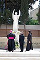 John Paul II Foundation Statue Bethlehem.jpg
