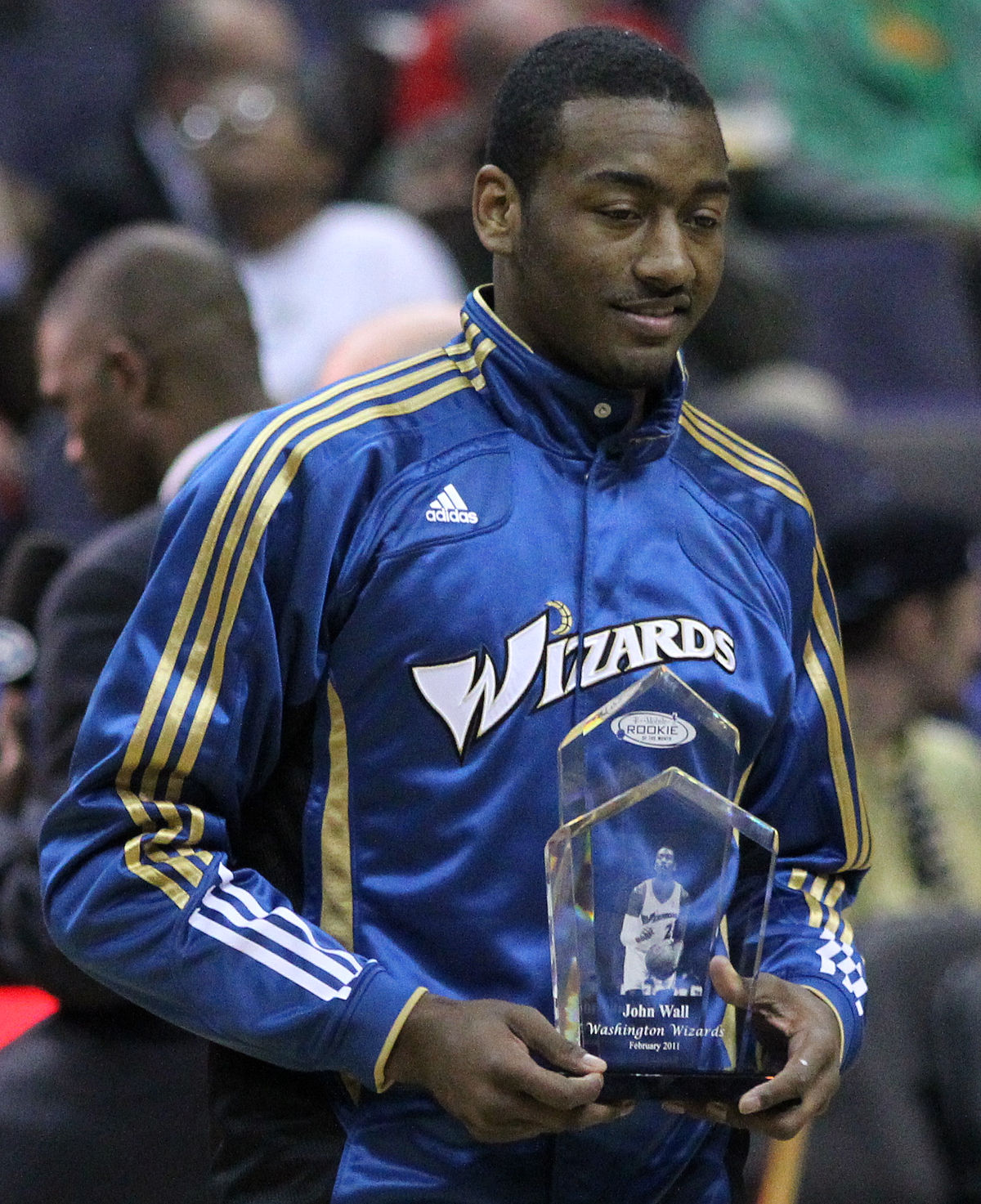 NBA Rookie of the Month Award