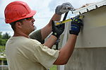 Joining the Air Force at 17, structures engineer now spends his time building schools in Belize 140515-F-HI762-001.jpg