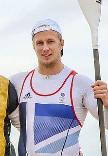 Jon Schofield (canoeist) UK Olympic canoeist