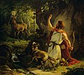 Josef Binder - Die Bekehrung des heiligen Eustachius - 2708 - Österreichische Galerie Belvedere.jpg