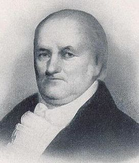 Joseph Ellicott American judge