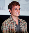 Josh Hutcherson at the 2013 San Diego Comic Con International