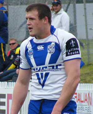 Josh Morris (rugby league) - Image: Josh Morris DOGS