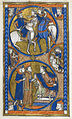 Journey of the Magi - Oscott Psalter (c.1265-1270), f.8 - BL Add MS 50000.jpg