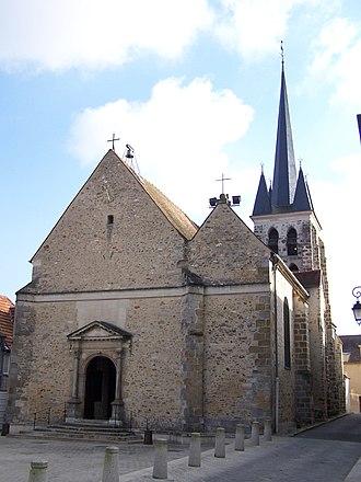 Jouy-en-Josas - Church of St-Martin