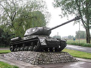 ИС-2 образца 1944 года Классификация тяжёлый танк прорыва Боевая масса, т 46 Компоновочная схема классическая Экипаж...
