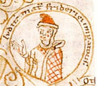 Judith of Bavaria, Duchess of Swabia - Image: Judith of Bavaria