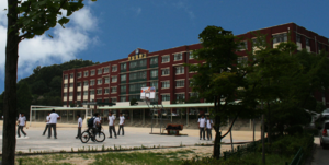 Ilsandong-gu - Jungball Middle School (정발중학교) in Ilsandong-gu