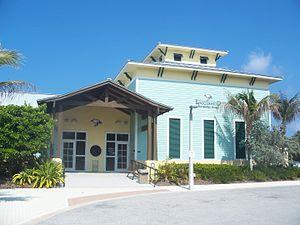Juno Beach, Florida - Image: Juno Beach FL Loggerhead Marinelife Center 01
