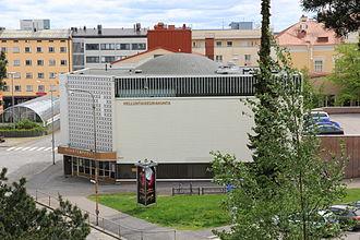 Pentecostalism - A Pentecostal church in Jyväskylä, Finland