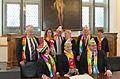 Kölner Dreigestirn - Vertragsunterzeichnung Sessionsvertrag und Rathausempfang 2014-1470.jpg