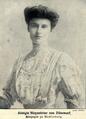 Königin Alexandrine von Dänemark, Herzogin zu Mecklenburg, 1912.png