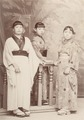 KITLV - 103777 - Japanese women in Singapore - circa 1890.tif