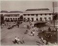 KITLV - 28764 - Kurkdjian, Ohannes - Soerabaja - Roode brug (Red bridge) in Surabaya - circa 1900.tif
