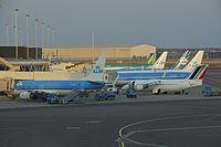 PH-BXV - B738 - KLM