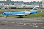 KLM Cityhopper, PH-KZA, Fokker F70 (28193551660).jpg