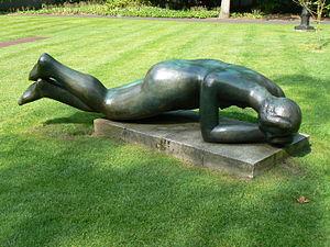 Constant Permeke - Niobe, sculpture park Kröller-Müller Museum