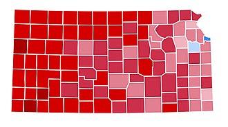 United States presidential election in Kansas, 2000 - Image: KS2000