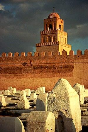Kairouan-mosquee-cimetiere