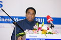 Kamal Nath, Union Cabinet Minister of Urban Development, India - 'globalization is here to stay' - 2011 Horasis Global Arab Business Meeting - Flickr - Horasis.jpg