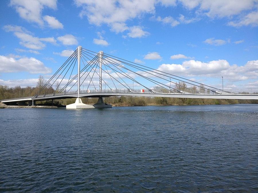 Kampmannbrücke (Neubau 2019)