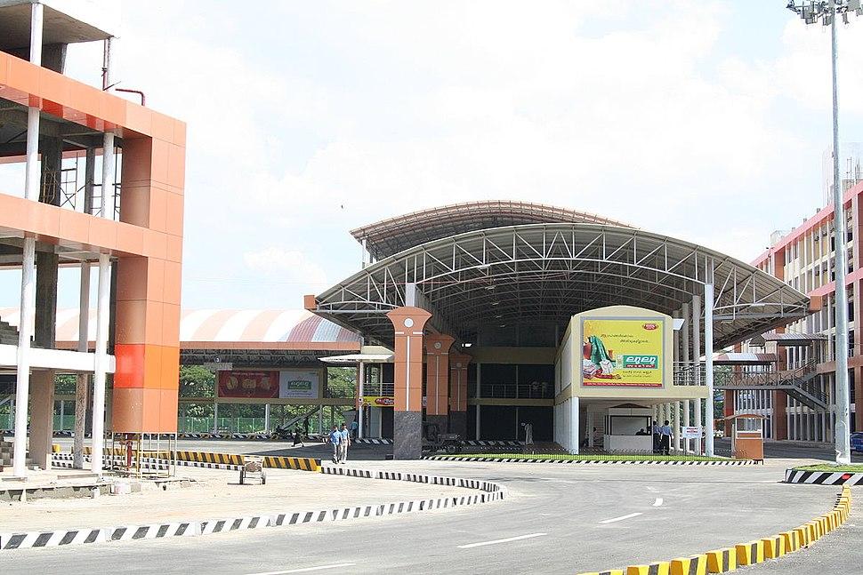 Kannur Central Bus Terminal - Kannur
