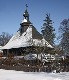 Spała Village in Łódź Voivodeship, Poland