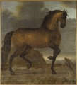 Karl XIs livhäst Stenbock (David Klöcker Ehrenstrahl) - Nationalmuseum - 14802.tif