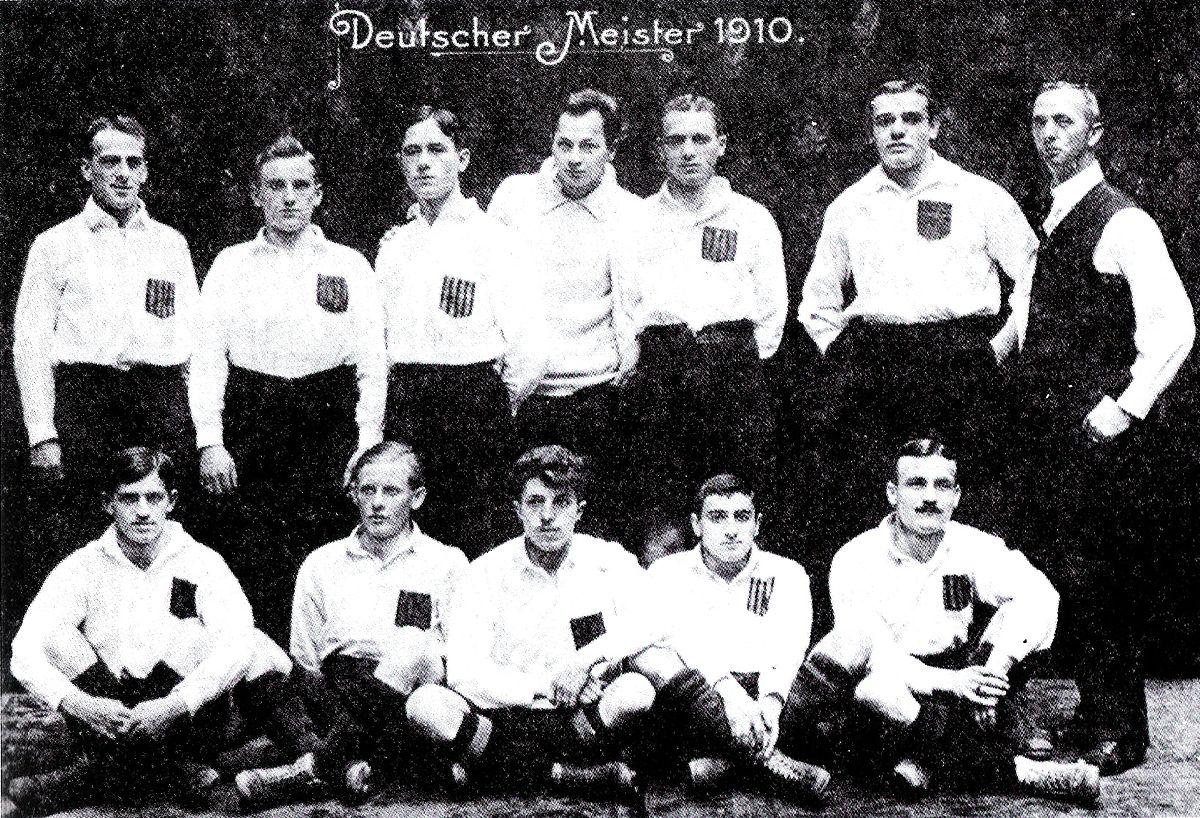 fußball deutscher meister