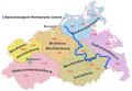 Karte der Änderungen infolge der Kreisreform in Mecklenburg-Vorpommern 2011 mit alter Grenze.png