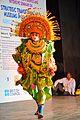 Kartikeya - Mahisasuramardini - Chhau Dance - Royal Chhau Academy - Science City - Kolkata 2014-02-13 9115.JPG