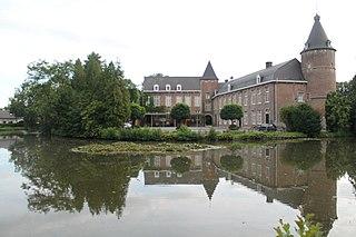 Kruikenburg Castle castle in Ternat, Belgium