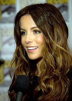 Kate Beckinsale San Diego Comic-Con Internationalissa vuonna 2011.