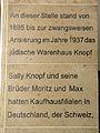Kaufhaus Knopf, Inschrift 1.jpg