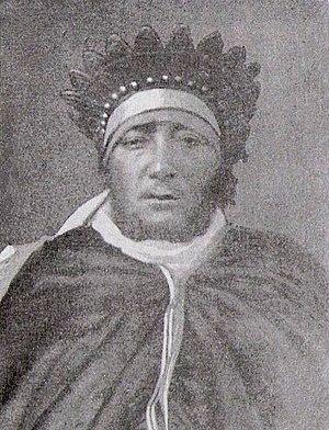 Welayta people - Wolayta chief Kawa Tona