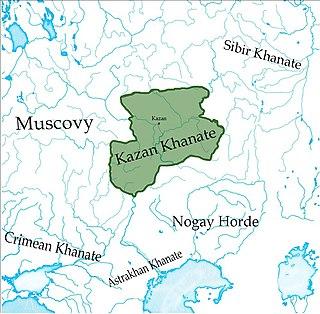 Khanate of Kazan Medieval Tatar Turkic state