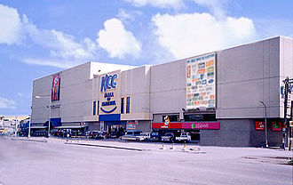 Koronadal - KCC Mall of Marbel on its former Appearance, the mall has undergone Renovation