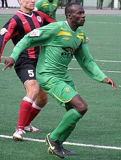 Sani Kaita Nigerian footballer