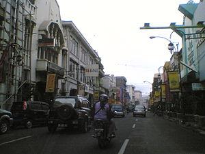 Kesawan - Kesawan Street, Medan