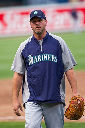 Kevin Millwood - Millwood with the Seattle Mariners
