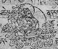Khrums-stod. God of Tibetan lunar mansion.jpg