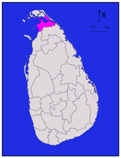 Kilinochchi district.svg