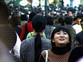 Kimsooja, A Needle Woman Tokyo, video still, 1999.jpg