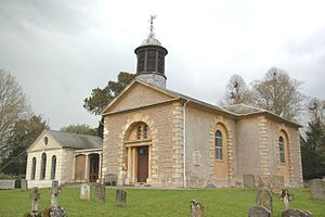 Kingston Bagpuize - Image: Kingston Bagpuize St John Baptist