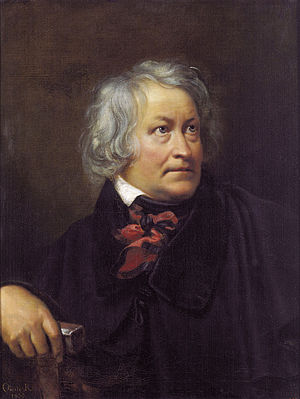 1833 in art - Image: Kiprensky Torvaldsen