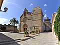 Kirche,St. Jaume Alcudia,เซนต์ Jaume ใน Alcudia,.jpg